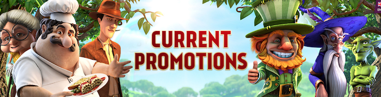 Banner For Ongoing Promotions – PlayAmo
